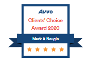 Avvo Clients' Choice Award 2020: Mark Nagle